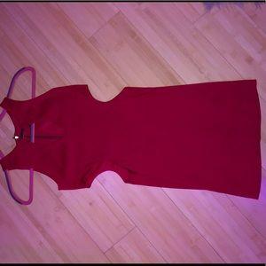 ASOS petite cut out dress